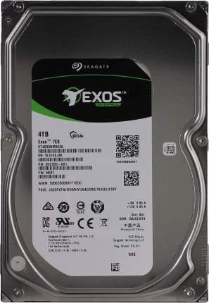 Внутренний HDD диск Seagate Exos ST4000NM003A SAS 3.0