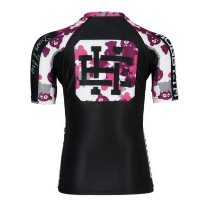 Рашгард Extreme Hobby Pink Teddy Bear, black/pink, XS INT