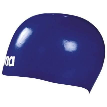 Шапочка для плавания Arena Moulded Pro II темно-синяя