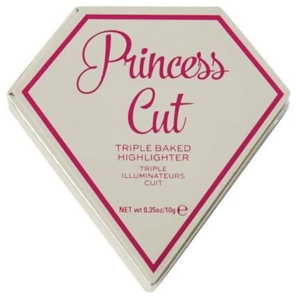 Хайлайтер I Heart Revolution Triple Baked Highlighter - Princess Cut