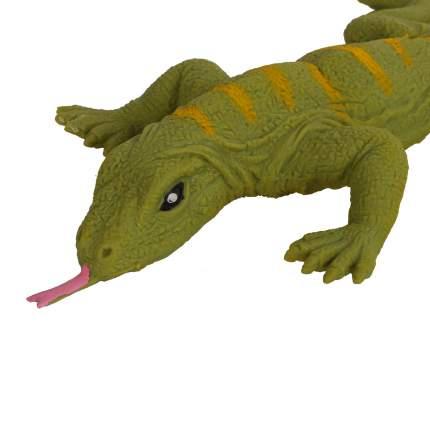 Игрушка-тянучка Ящерица КОМПАНИЯ ДРУЗЕЙ серия Животные планеты Земля JB0206619