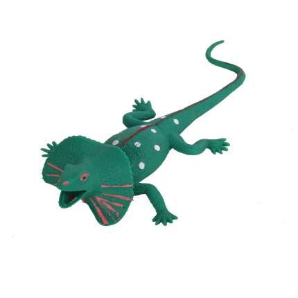 Игрушка-тянучка Плащеносная ящерица КОМПАНИЯ ДРУЗЕЙ Животные планеты Земля JB0206620