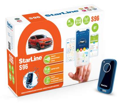 Автосигнализация StarLine S96 BT GSM-GPS