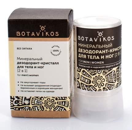 Минеральный дезодорант для тела Botavikos for men & woman