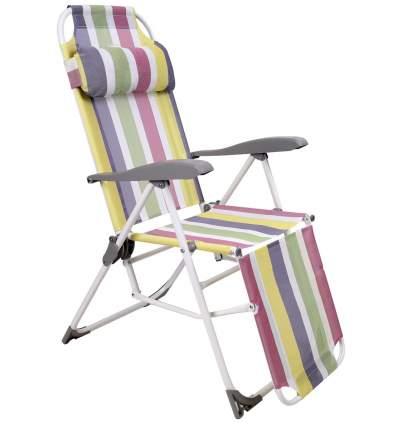 Кресло-шезлонг Nika К3/П разноцветный