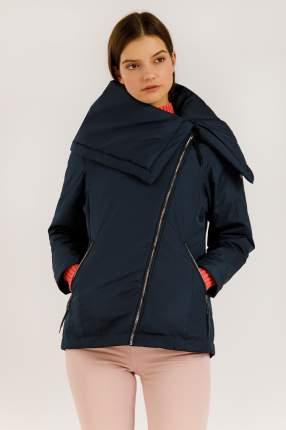 Куртка женская Finn-Flare B20-12010 синяя XS