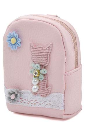Кошелек детский Кошка  CoolToys KDL04-2 розовый