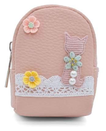 Кошелек детский Кошка  CoolToys KDL04-6 розовый