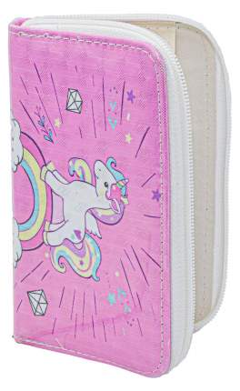 Кошелек детский Super Единорог CoolToys KDL05-1 розовый