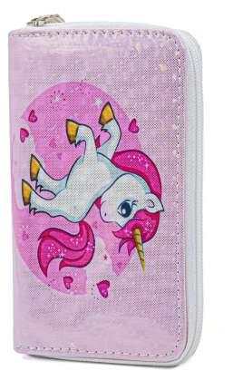 Кошелек детский Super Единорог CoolToys KDL05-3 розовый