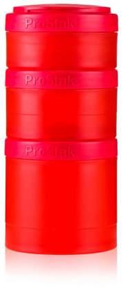 BlenderBottle ProStak Expansion Pak Full Color (цвет: красный, цвет2: красный)