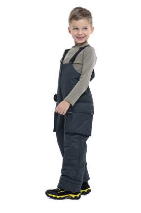 Полукомбинезон детский Talvi, цв. серый, р-р 110