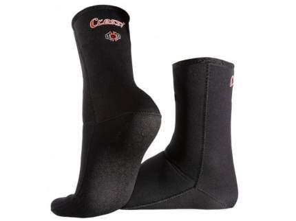 CRESSI-SUB Носки cressi черные sole 5 мм