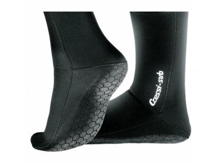 CRESSI-SUB Носки cressi черные sole 7 мм