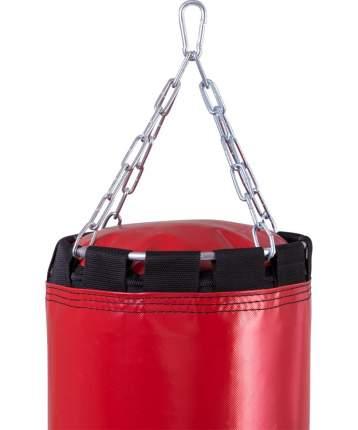 KSA Мешок боксерский PB-01, 150 см, 80 кг, тент, красный