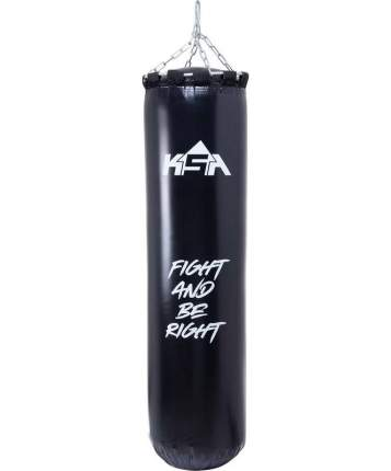 KSA Мешок боксерский PB-02, 100 см, 30 кг, ПВХ, черный