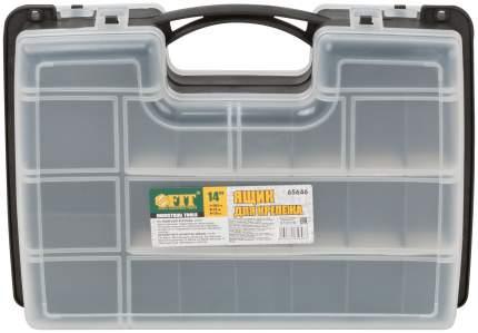 """Ящик для крепежа (органайзер) двухсторонний 11,5""""  FIT 65646"""
