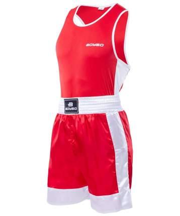 BoyBo Форма боксерская, детская, красный - L