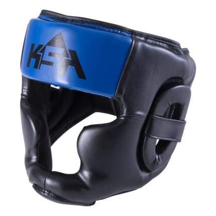 Шлем KSA Skull, синий, M