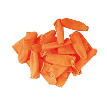 Набор напальчников для тримминга (25 шт.) Show Tech Orange, L