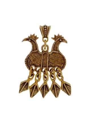 Кулон Кудесы 15016 золотистый