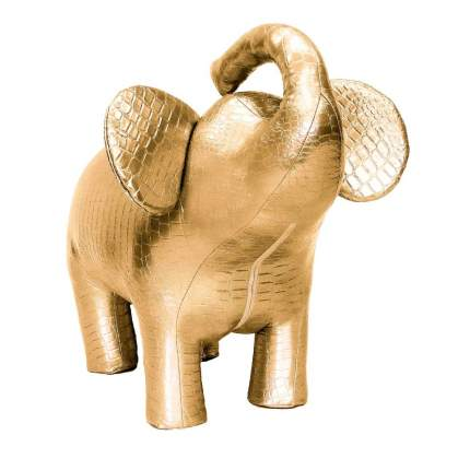 Пуф Leset Слон 2, Золотистый