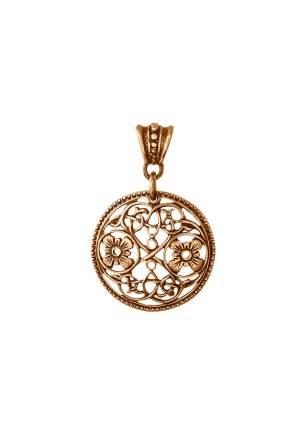 Кулон Кудесы 14019 золотистый