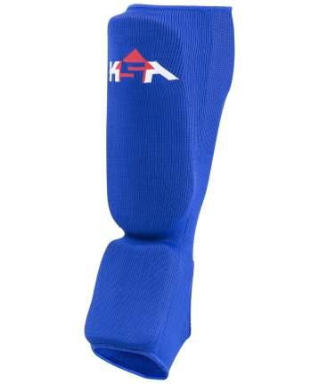 Защита голени и стопы KSA Rock, синяя, L