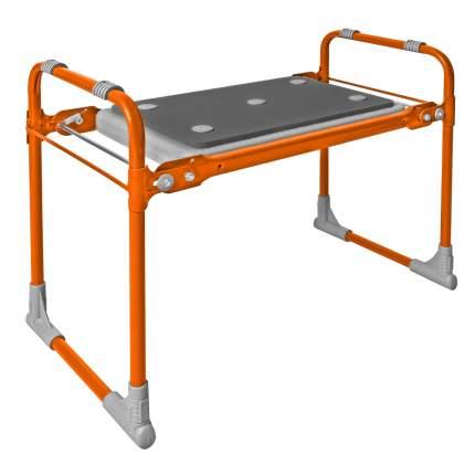 Садовая скамейка Nika СКМ2/О оранжевый