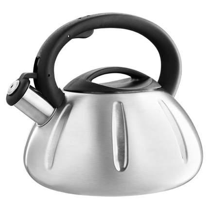 Чайник со свистком 3 литра Webber BE-0569/1 сатин