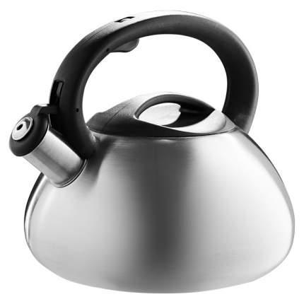 Чайник со свистком 3 л Webber BE-0587 сатин