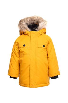 Куртка детская PlayToday, цв. желтый, р-р 86