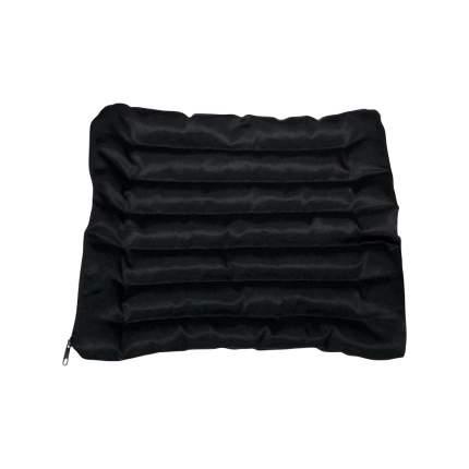 Подушка для стула (3 см, 35см, черный, 45 см)