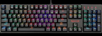 Игровая клавиатура Redragon Surara Red Switch Black