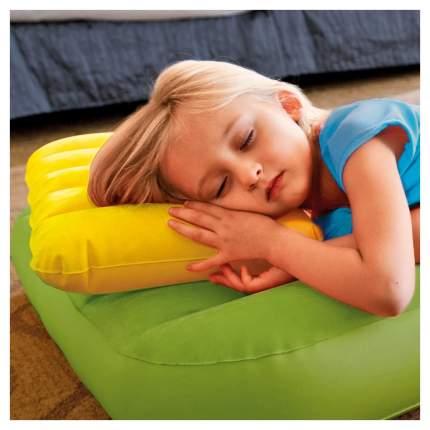 Надувная подушка Intex 68676-жел 43 х 28 х 9 см