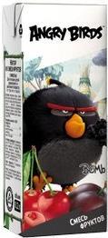 Нектар Angry Birds из смеси фруктов с мякотью с 5 месяцев