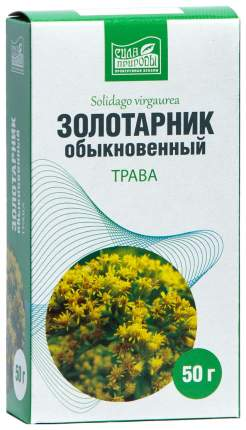 Золотарник трава 50 г Напитки Сила природы