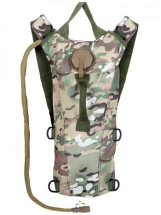 Питьевая система для рюкзака HYDRATION BACKPACK, арт WB002 Multicam