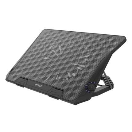 Подставка для ноутбука HIPER CP-A4 TURBION Black