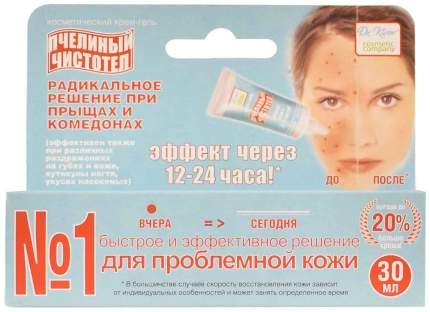 Крем-гель Пчелиный Чистотел для проблемной кожи 30 г
