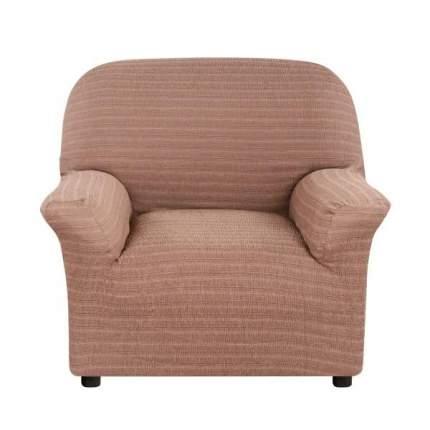 Чехол на кресло Акари гран Шоколадный