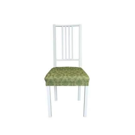 Чехол на сиденье стула 2 шт Орна Фисташковый