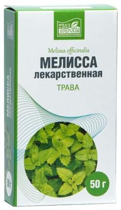 Мелисса трава 50 г Напитки Сила природы