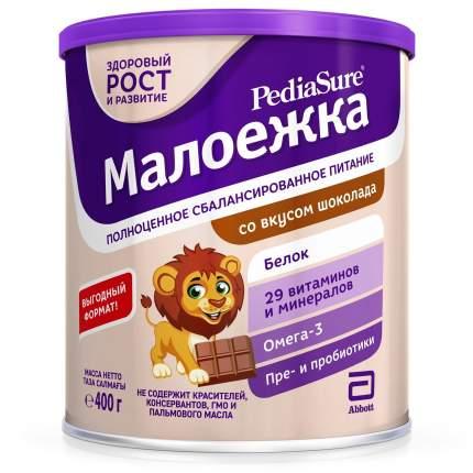 Смесь PediaSure Малоежка Шоколад с 12 месяцев 400 г