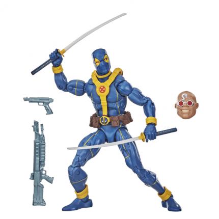 Фигурка Marvel Legends Deadpool Blue Deadpool 15см E7456