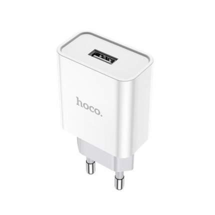 Сетевое зарядное устройство Hoco C81A Asombroso White