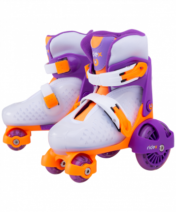 Ролики раздвижные Ridex Fortuna Purple, р. S (30-33)