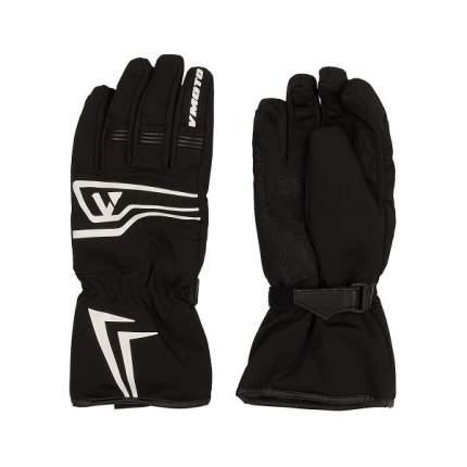 Мотоперчатки Vmoto 1251 Black/White, M