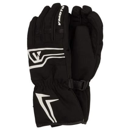 Мотоперчатки Vmoto 1251 Black/White, L