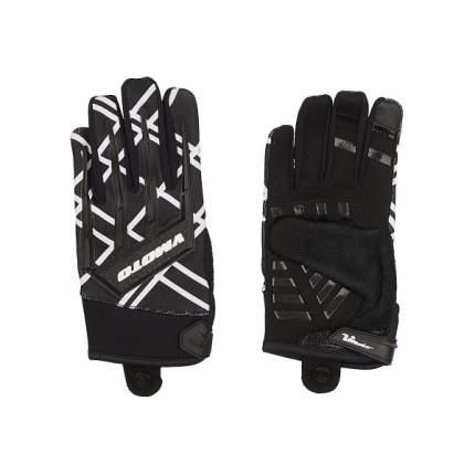 Мотоперчатки Vmoto 1261 Black/White, L